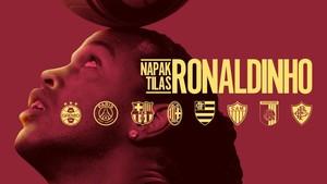 INFOGRAFIS: Napak Tilas Ronaldinho