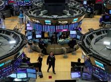 Gerak Bak Rollercoaster, Wall Street Berhasil Naik 1% Lebih