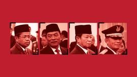 Empat Pejabat Baru di Kabinet Jokowi