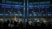 Nostalgia Empat Dekade 'Space Invaders' dalam Pameran Canggih