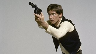Cuplikan Perdana Film Lepasan Han Solo Muncul di Super Bowl