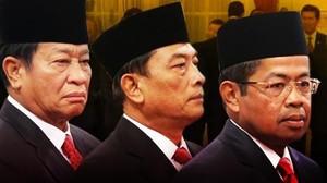 Reshuffle Kabinet Jilid III Jokowi
