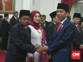 'Punya Airlangga dan Idrus, Jokowi Bak Dewan Pembina Golkar'