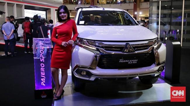 Foto: Mitsubishi Pajero Sport Rakitan Lokal