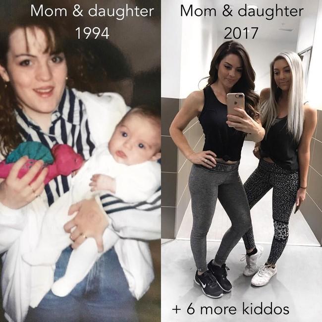 Foto: Ini Olahraganya Jessica Hot Mama yang Ramping Lagi Setelah Melahirkan 7 Anak