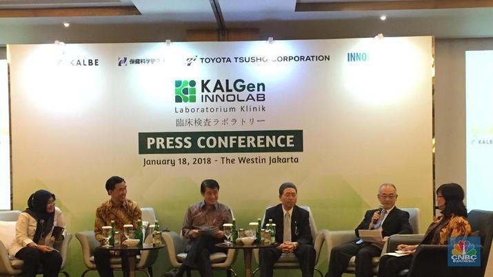 Senangkan Investor, Kalbe Farma Bagi Dividen Rp 1,17 T
