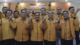 Alasan Anggota Hanura Kubu Daryatmo WO di Rapat DPR-KPU
