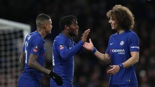 Chelsea Susah Payah Kalahkan Norwich di Babak III Piala FA