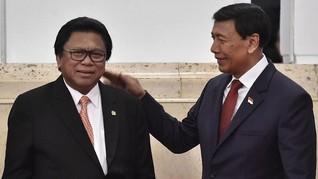 Blunder Wiranto dalam Perpecahan di Tubuh Hanura