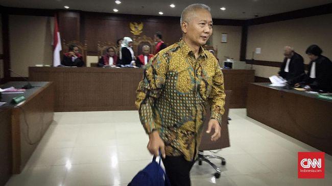 Jaksa KPK Tuntut Eks Dirjen Hubla 7 Tahun Penjara