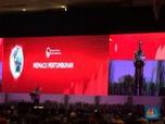 Jokowi : Bank Jangan Sibuk Himpun Dana Tapi Kreditnya Susah