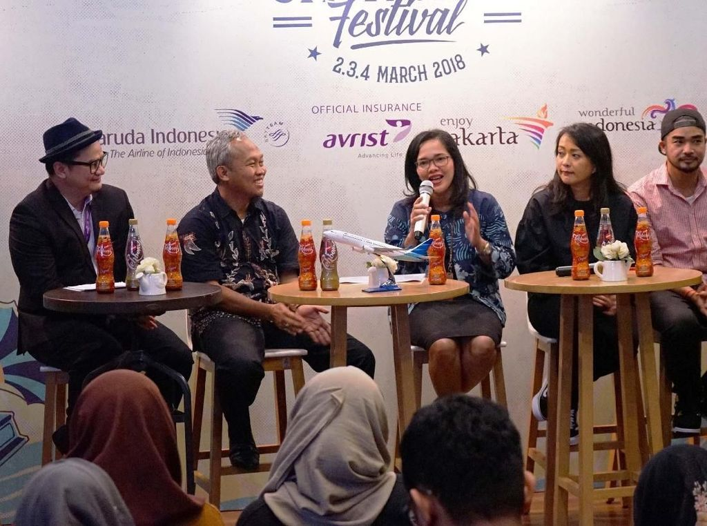 BNI Kembali Dukung Java Jazz Festival 2018