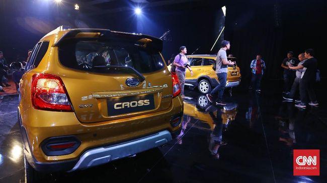 Keluar dari LCGC, Penjualan Datsun Cross justru Anjlok