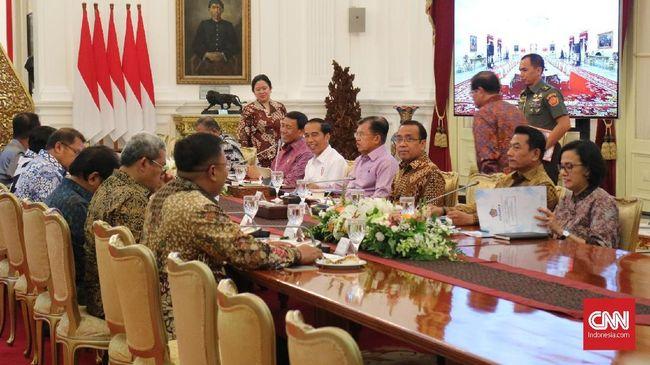 Politik 'Gotong Royong' Berwujud Kursi Wakil Menteri