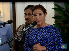 Menteri Susi Tak Ambil Pusing Sikap ANNI Soal Cantrang