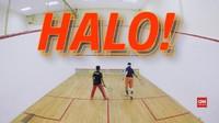 VIDEO: Mari Mengenal Olahraga Squash