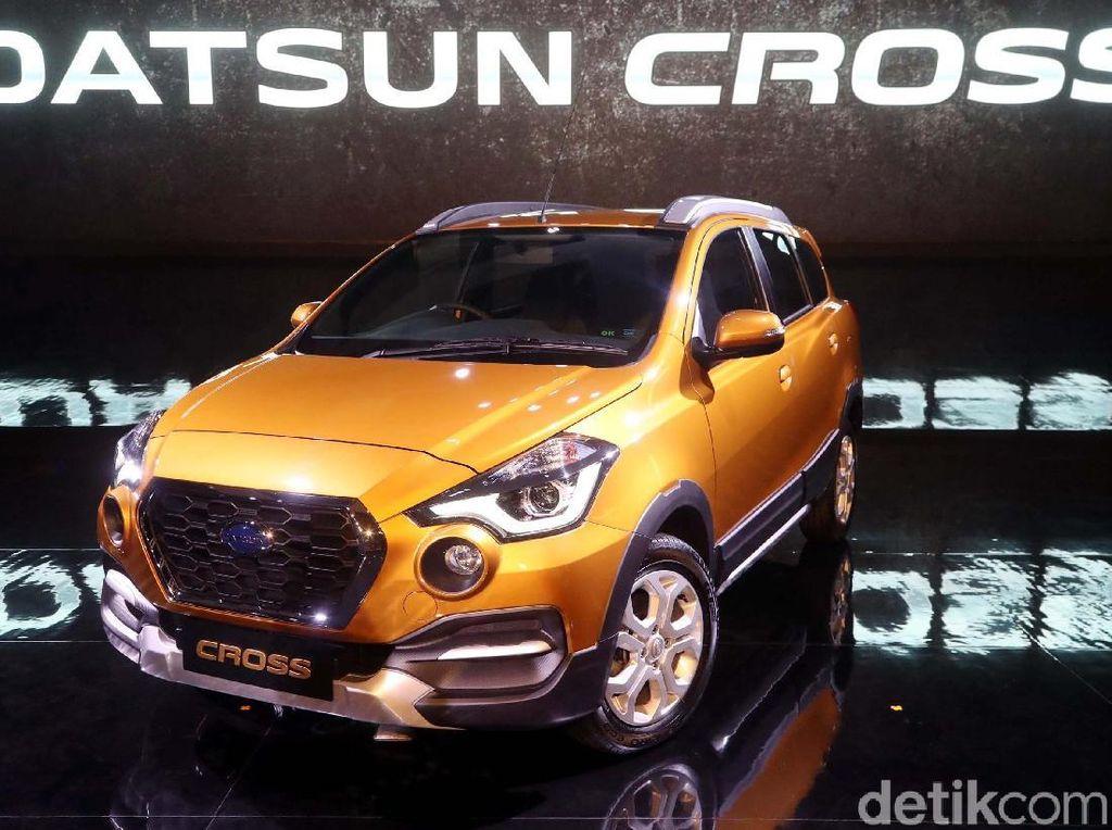 Dijual Mulai Rp 163 Juta, Begini Tampang Datsun CROSS