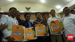 Paslon Pilgub Jabar Siap Lengkapi Syarat Pendaftaran