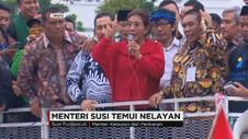 Menteri Susi Tak Larang Penggunaan Cantrang untuk Nelayan