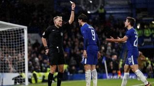 Kebodohan Alvaro Morata di Balik Kemenangan Chelsea