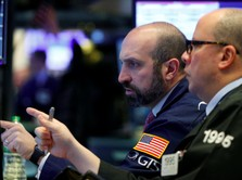 Wall Street Dibuka Anjlok Sambut Eskalasi Ketegangan AS-China