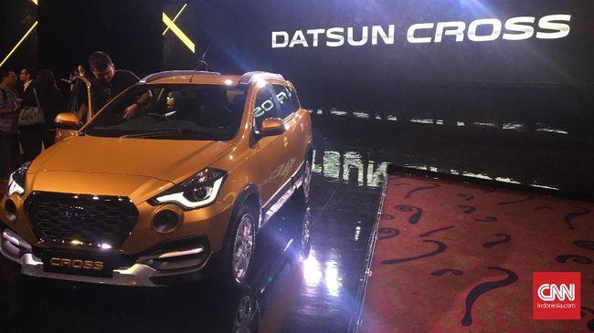 Datsun Cross Naik Kelas, Tak Lagi LCGC