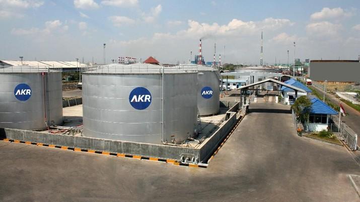 AKR siapkan belanja modal hingga US$ 70 juta, ini rinciannya