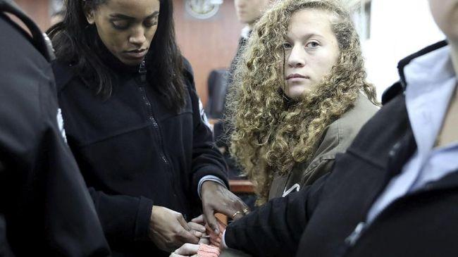 Pengadilan Tolak Bebaskan Remaja Penampar Tentara Israel