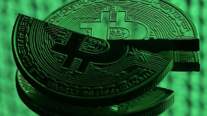 Nilai Bitcoin Cs Terjun Bebas, Ini Respons Bos Bappebti