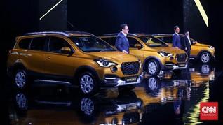 300 Ribu Datsun Terjual, Indonesia Beri Tak Sampai Setengah