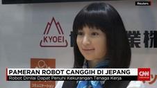 Pameran Robot Canggih di Jepang