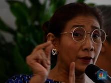 Tak Baper, Ini Pesan Susi Pudjiastuti ke Menteri Edhy Prabowo