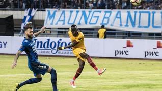 Sriwijaya FC Bantai PSM 3-0