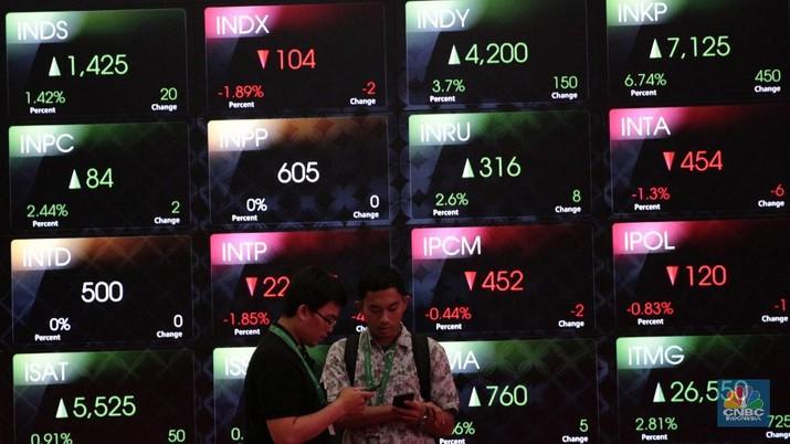 Pasar keuangan Indonesia bergerak variatif pada perdagangan kemarin. Bagaimana dengan hari ini?