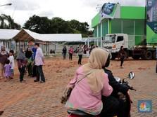 Warga Serbu Rumah DP 0 Rupiah di Pondok Kelapa