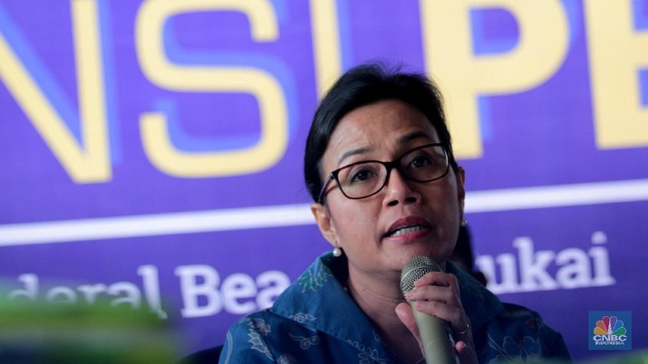 Sri Mulyani Mimpi Tax Ratio Capai 13,7%