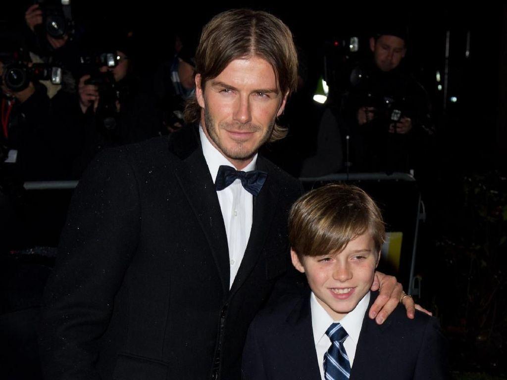 Transformasi Gaya Brooklyn Beckham yang Kecilnya Imut Kini Ganteng Maksimal