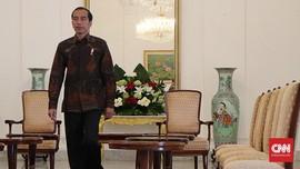 Jokowi Terima Delegasi Khusus PM Jepang Bahas Infrastruktur