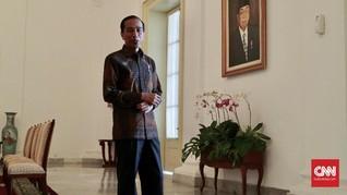 Jokowi Buka Suara soal Sertifikat Tanah dengan Foto Dirinya