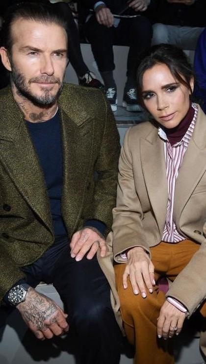 #RelationshipGoal, Romantisnya David dan Victoria Beckham di Hari Valentine