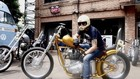 Presiden Jokowi Beli Motor Modifikasi Rp140 Juta
