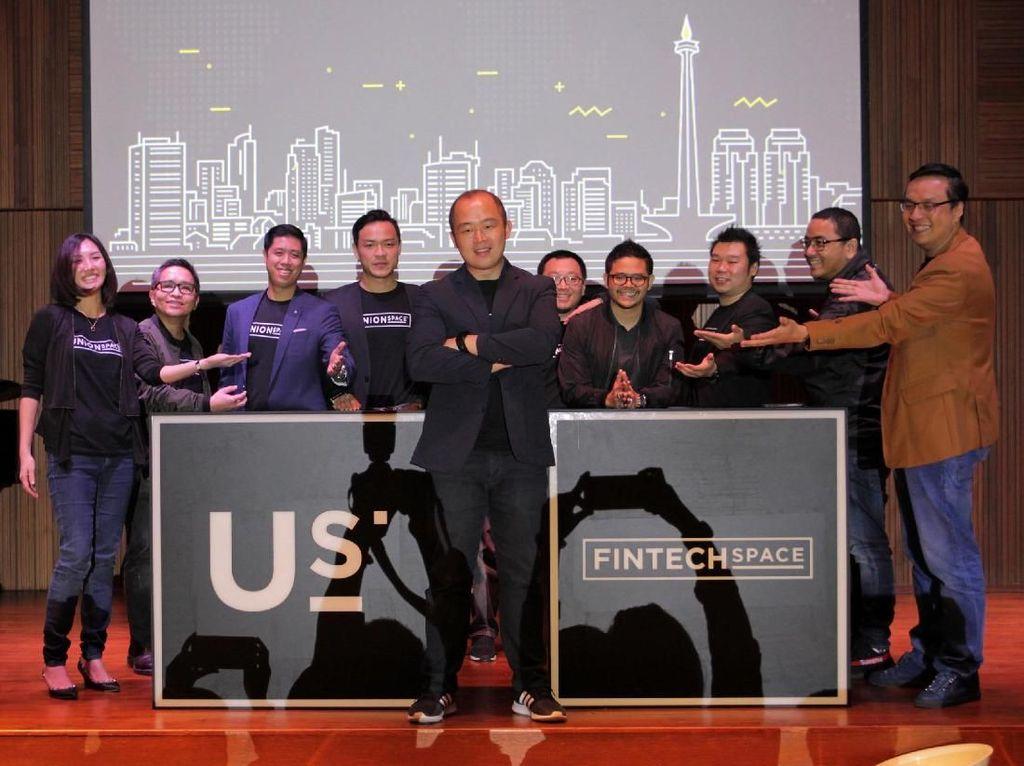 CEO UnionSPACE, Albert Goh menyatakan unit usahanya yang sebelumnya bernama CRE8 kini bertransformasi dengan adanya dukungan dari Kejora Ventures dan GAN Konsulindo. Foto: dok. UnionSpace