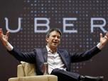 Uber IPO, Pendirinya Travis Kalanick Kantongi Rp 126 T