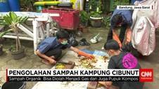 Kampung Percontohan Pengolahan Sampah Biodigester