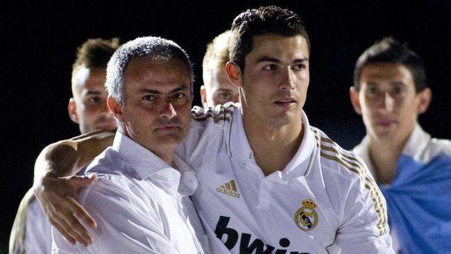 Mourinho: Cristiano Ronaldo Tidak Akan Tinggalkan Real Madrid