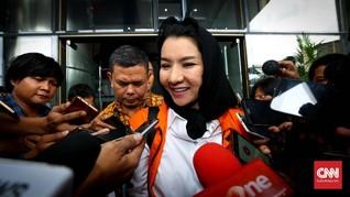 Bupati Rita Klaim 40 Tas Bermereknya KW