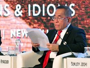 Menhan Beberkan 4 Isu Krusial dalam Dialog di India