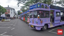 Pemkot Bandung Tambah Unit Bandros dengan Lima Rute Operasi