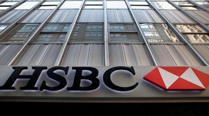 Kuartal I-2018, Laba HSBC Turun 4% Jadi Rp 66,4 T
