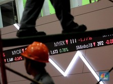 IHSG Cenderung Menguat, Investor Asing Mulai Masuk Bursa